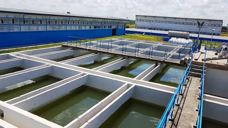 Potabilizadora agua