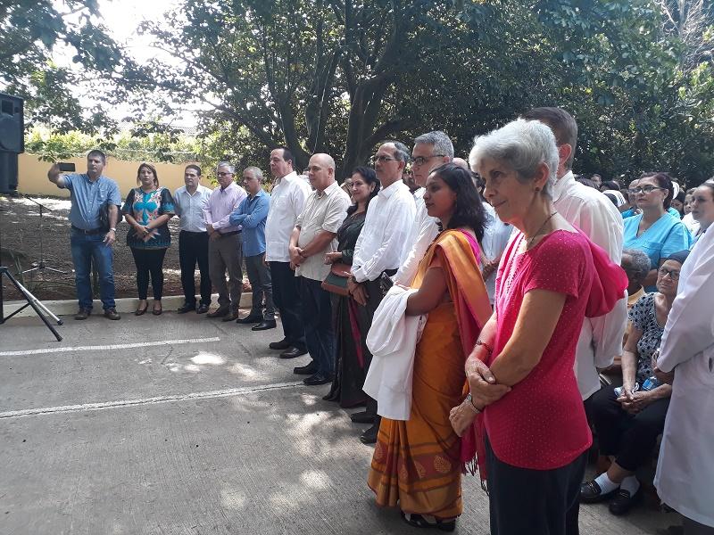 Inauguran en la Habana primer Centro de Medicina Ayurvédica en Cuba