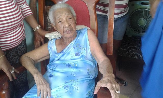 Crecen los centenarios también en Las Tunas