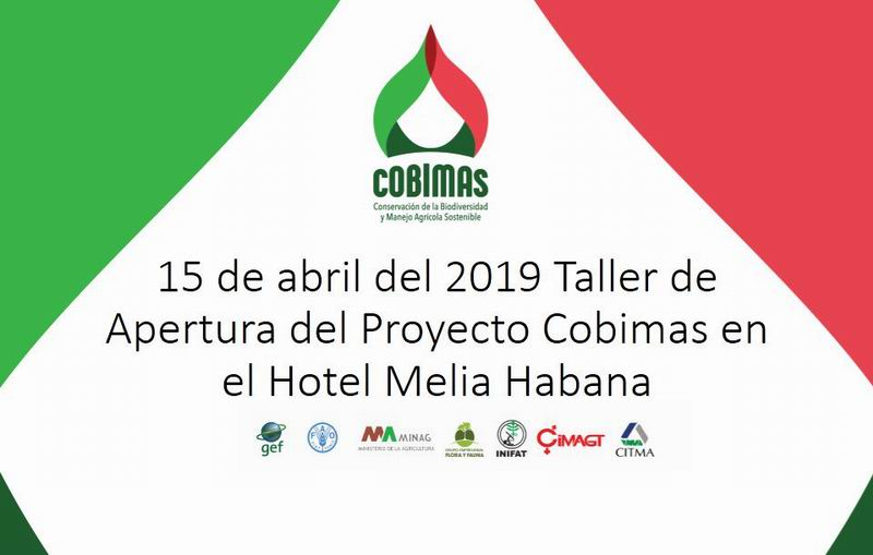 Taller sobre el Proyecto de Cooperación Cobimas
