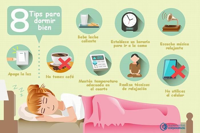 La falta de sueño es responsable de enfermedades