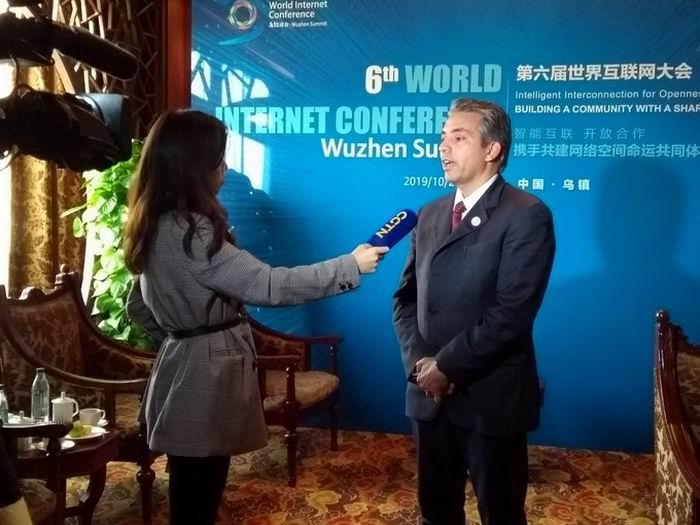 Cuba denounces US blockade at World Internet Conference