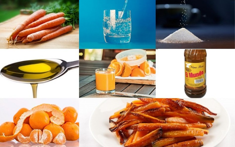Atrévase: prepare unas deliciosas zanahorias en tentación