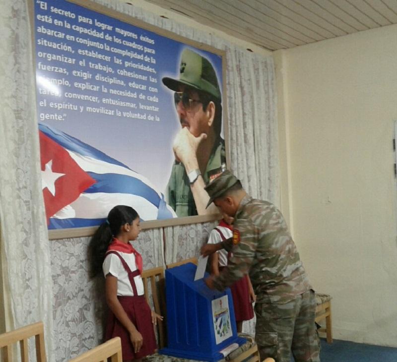 Abrieron todos los colegios de Guantánamo a la hora exacta