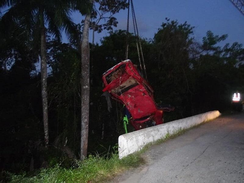 Accidente de tránsito en Pinar del Río deja cinco fallecidos