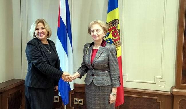 Realiza viceministra cubana de Relaciones Exteriores visita oficial a países europeos