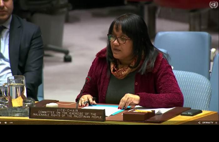 Condena Cuba acciones de EEUU contra el pueblo palestino