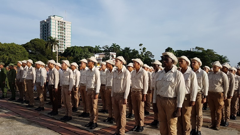 En Audio: El Ejército Juvenil del Trabajo no fallará