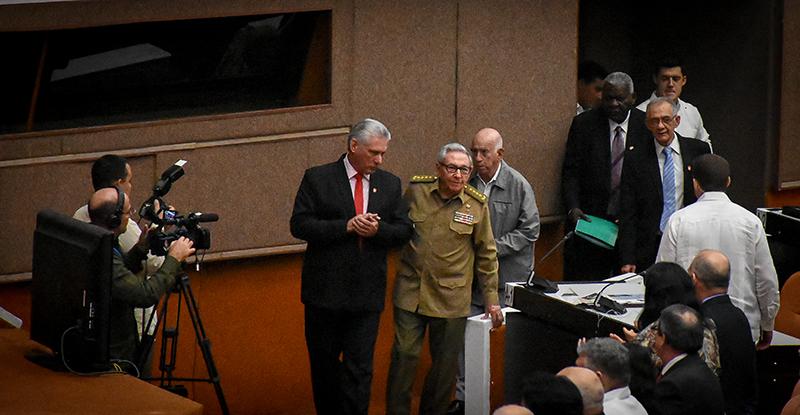 En Fotos: Días del Parlamento cubano