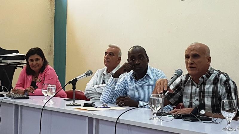 En Camagüey, audiencia pública contra el bloqueo