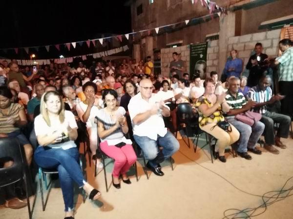Presidió Carlos Rafael Barrio debate en Las Tunas