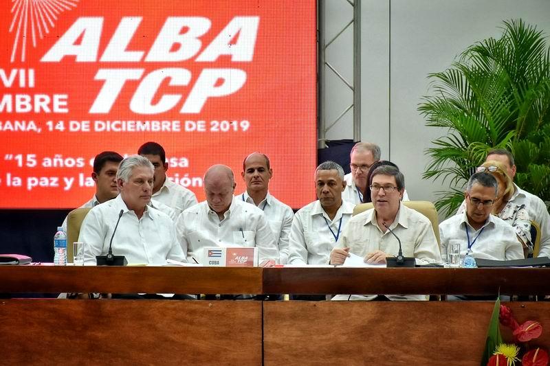XVII Cumbre del ALBA-TCP adopta Declaración Final