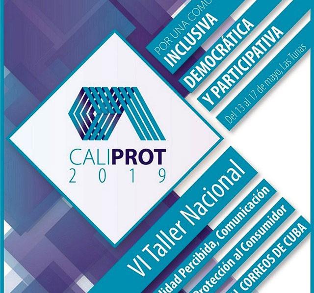 Se celebrará en La Habana Caliprot 2019