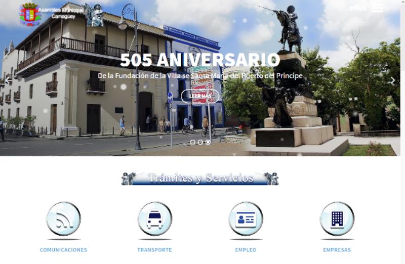 Amplía Camagüey gobierno electrónico (+Audio y Fotos)