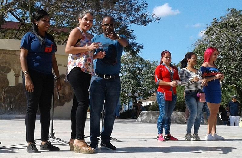 Somos continuidad: juraron los jóvenes en el Aniversario 60 de la Caravana