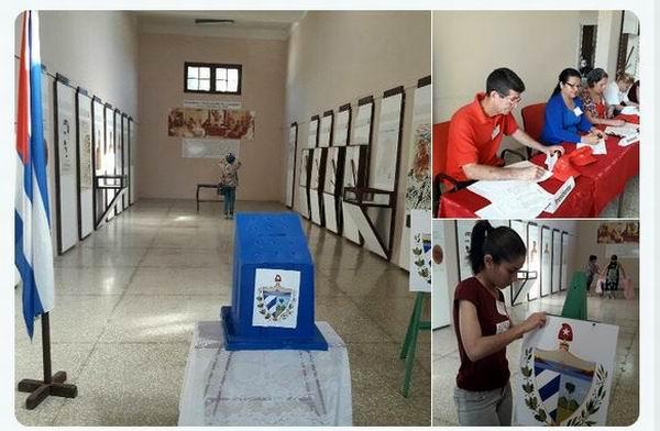 Convocados a las urnas más de ocho millones de cubanos