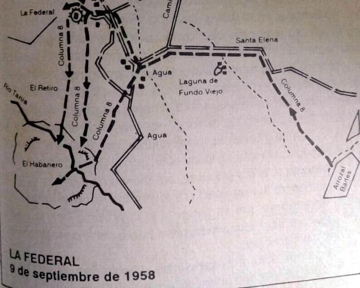 Del primer combate de la columna del Che en la ofensiva final (+Audio)