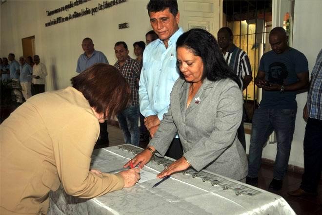 Tomó posesión el Consejo Electoral Provincial en Las Tunas