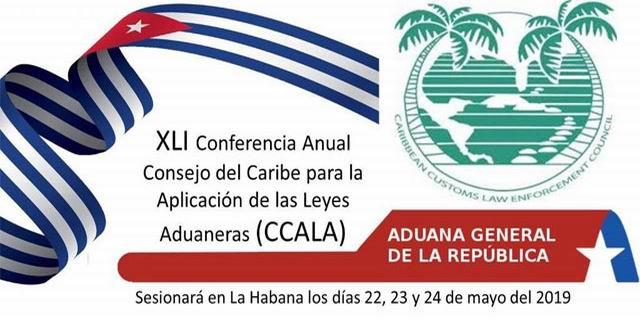 41 Conferencia Anual del Consejo del Caribe para la Aplicación de las Leyes Aduaneras