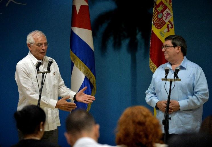 Fortalecen Cuba y España relaciones bilaterales