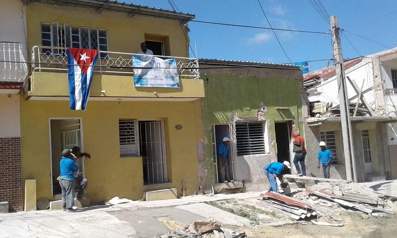 Intensifican construcción de obras por los 500 años de La Habana