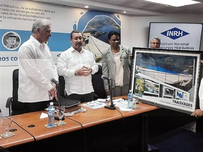 Por una mejor gestión de los recursos hídricos en Cuba