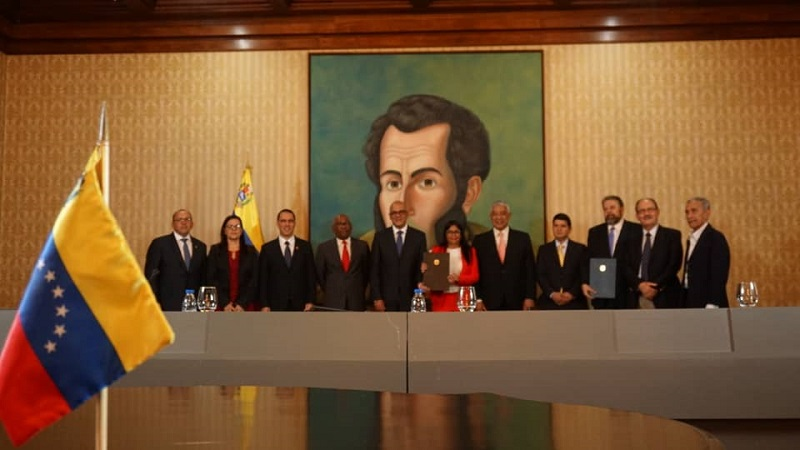 Cuba praises agreements reached in Venezuela