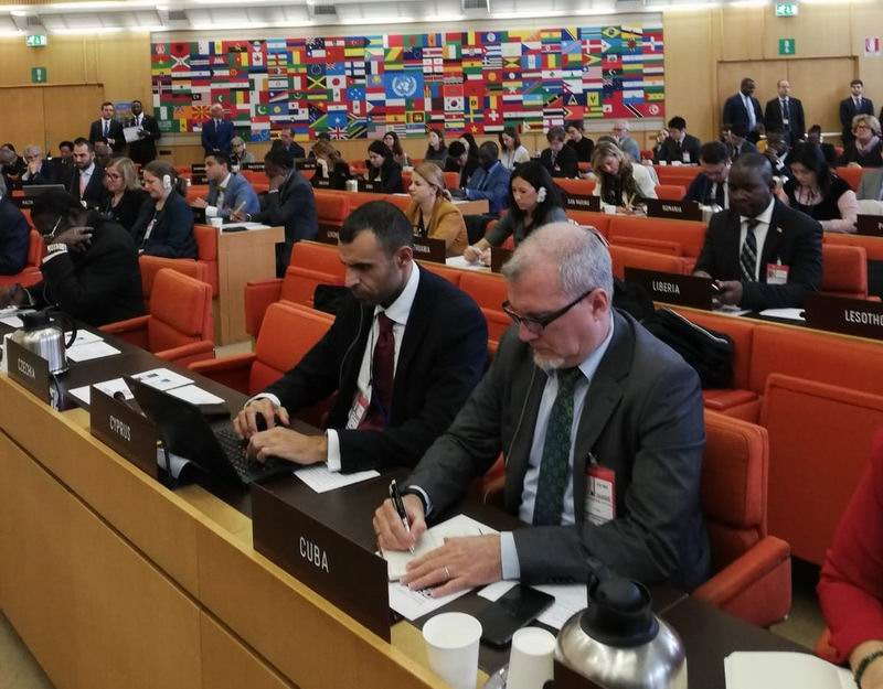 Cuba participa en período de sesiones del Consejo de la FAO
