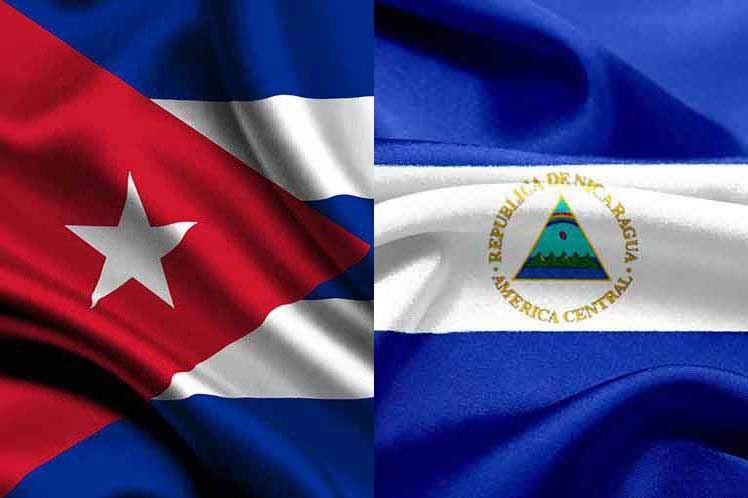 Envían Raúl y Díaz-Canel mensaje por el aniversario de la Revolución Sandinista