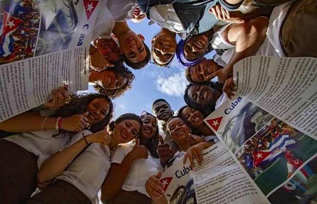 Juventud cubana a la altura de su tiempo