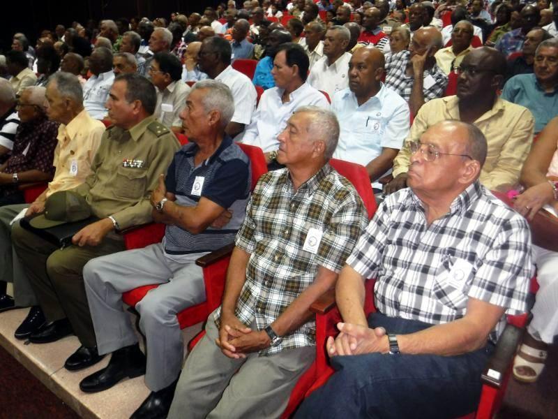 Electo Raúl Delegado a la Conferencia Nacional de la ACRC