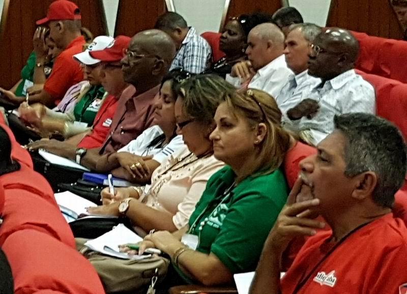 Congreso de la CTC se multiplica