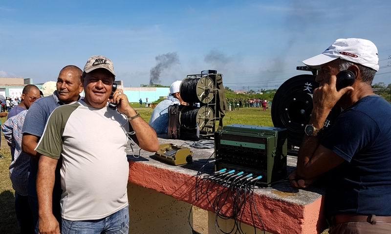 En audio: Camagüeyanos en la defensa y la producción