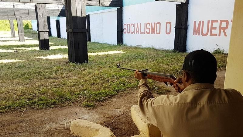 En Camagüey, defender la Patria, es honrar a Fidel