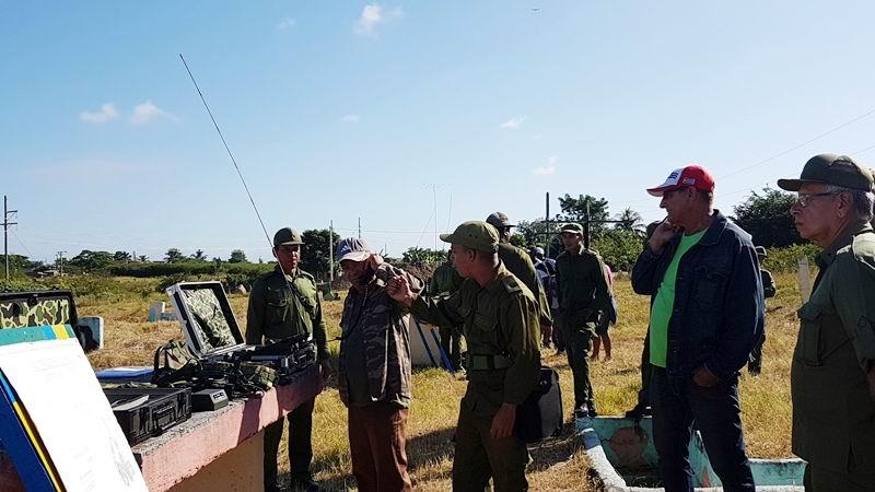 En Camagüey, defender la Patria, es honrar a Fidel (+Audio)