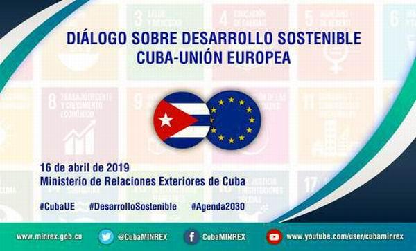 UE donará a Cuba más de € 60 millones para proyectos de cooperación