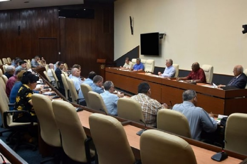 Cuba: Diaz-Canel reviews sugar harvest