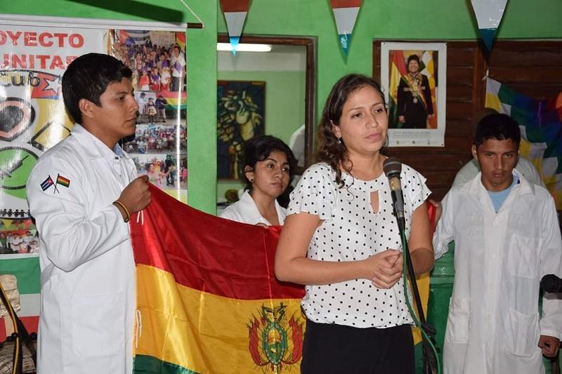 En Audio: Evo no está solo. Desde Cuba, el apoyo al expresidente boliviano