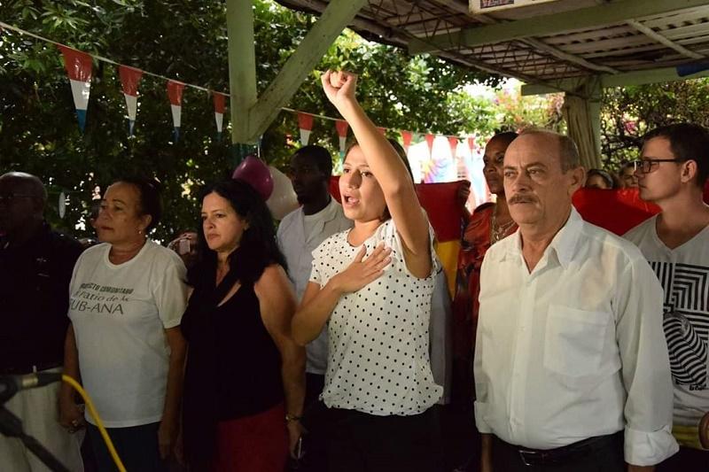 Evo no está solo. Desde Cuba, el apoyo al expresidente boliviano