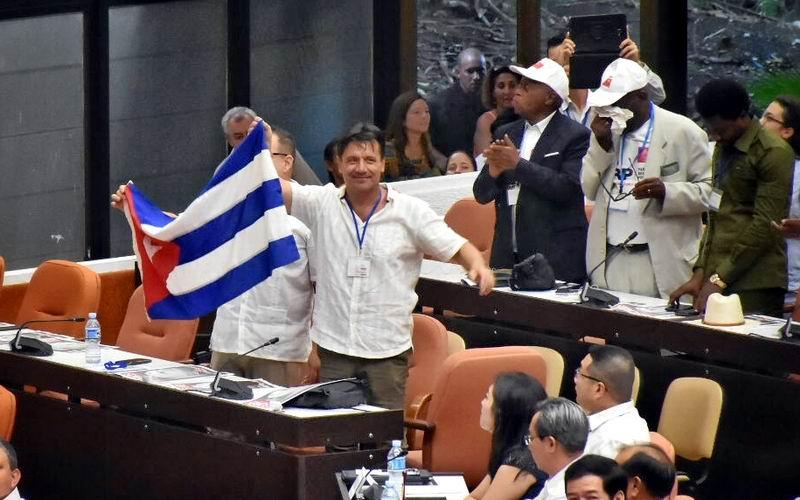 Concluye en La Habana Foro Antimperialista contra el Neoliberalismo