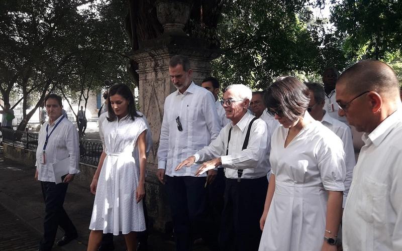 Intercambia Canciller cubano con embajador español en La Habana