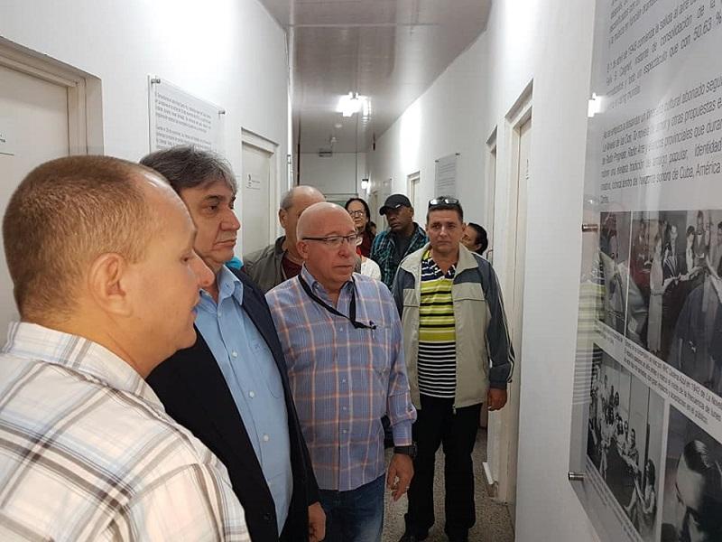 La Radio cubana expone su Historia