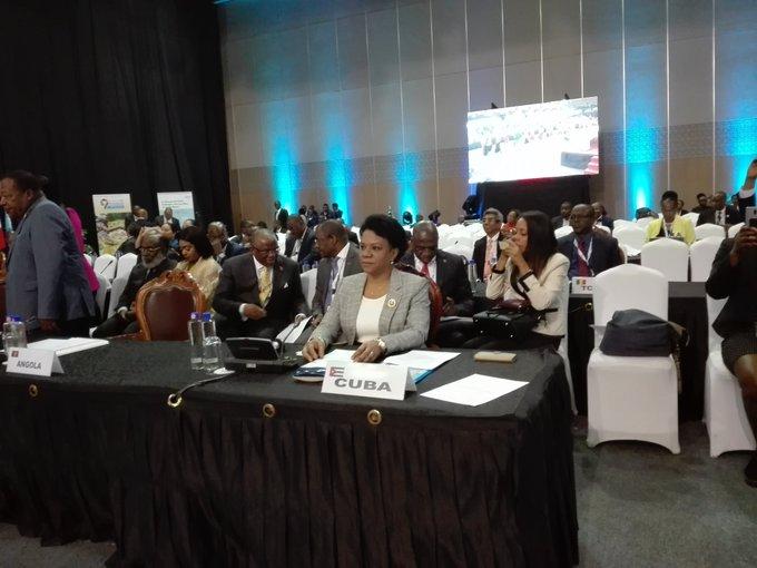 Reitera Cuba su disposición a continuar cooperando con el Grupo de países de África, el Caribe y el Pacífico