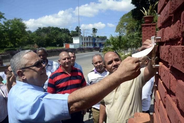 Proyectos de desarrollo local con nuevas obras por los 500 de La Habana