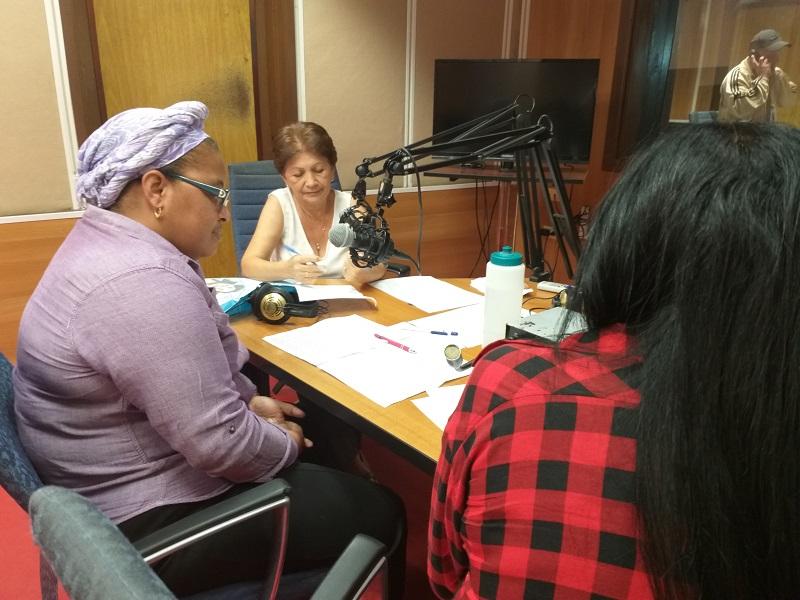 Radio Rebelde, voz del X Congreso de la FMC (+Audio)