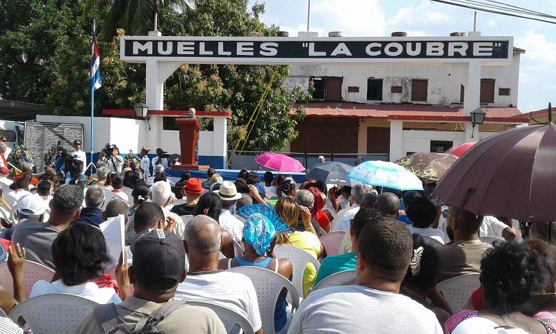 En Audio: Cuba no olvida jamás el sabotaje de la Coubre