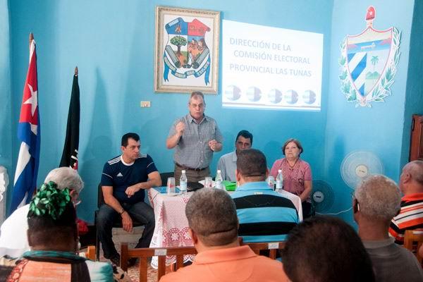 Las Tunas lista para referéndum exitoso del 24 de febrero