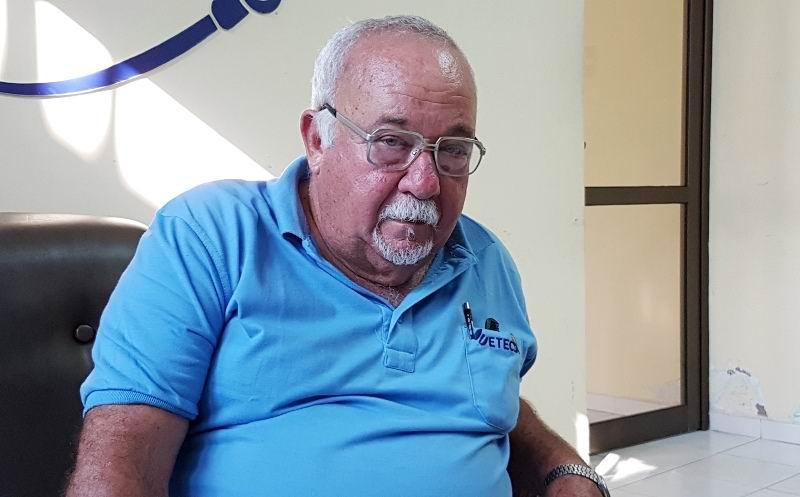 Jacinto Abreu Piña, es actualmente trabajador de la Central Digital de Camagüey.