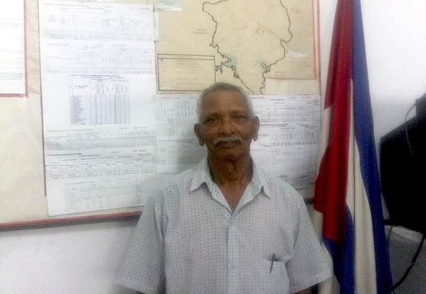 Jesús Himely Sánchez tenía 22 años de edad cuando participó en los combates de Playa Girón en abril de 1961.