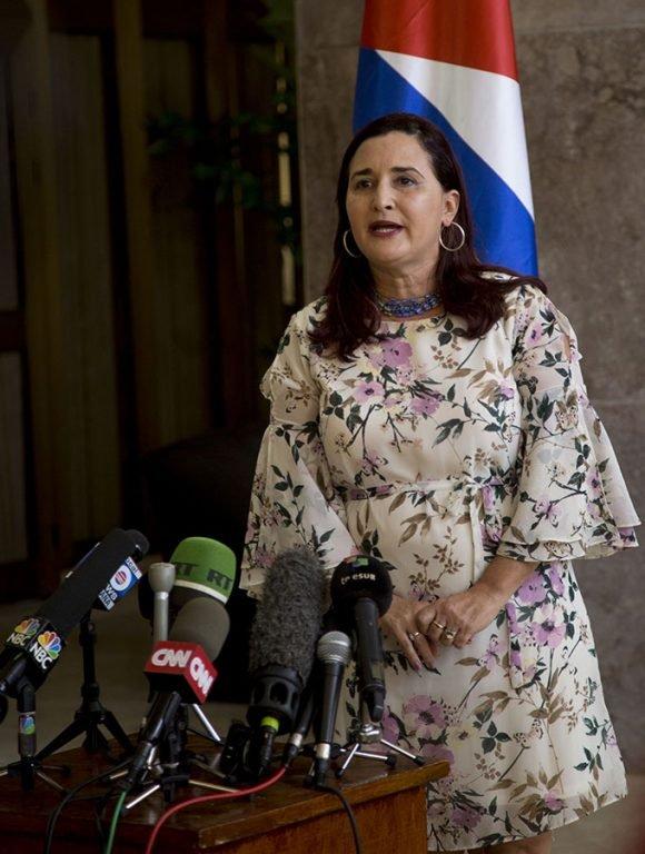 Reitera Cuba rechazo a falsas acusaciones del gobierno de EEUU